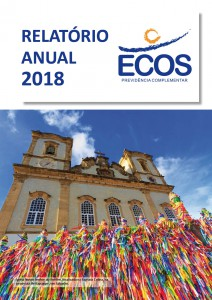 Capa Relatorio Anual 2018
