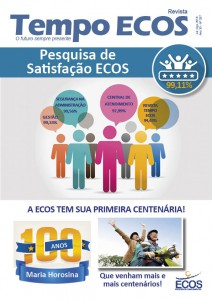 Capa Revista Ecos Jul-Ago