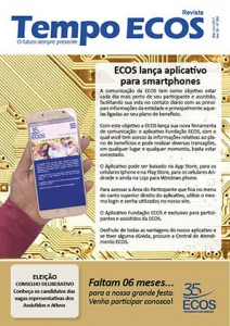 Capa Revista ECOS Maio-Junho
