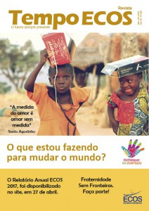 Capa Revista Ecos Marco-Abril