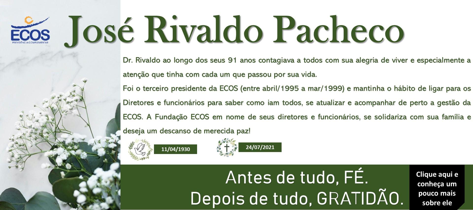 Dr Rivaldo